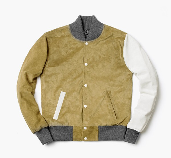 Clothing: NEEDS&WANTS Heritage Varsity @Byseanbrown