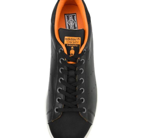 Footwear: adidas Originals x Porter Stan Smith @adidasoriginals