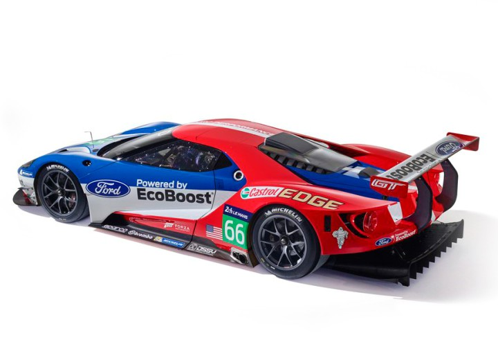 Automotive: Ford GT To Race At 2016 Le Mans @ford