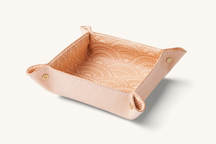 Home: Tanner Goods x House Industries Valet Tray @TannerGoods
