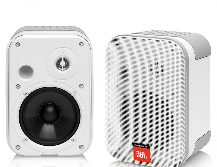 Gadgets: JBL Audio Control One AW @JBLaudio
