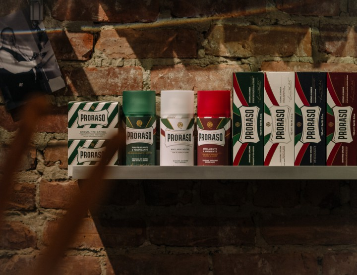 Grooming: Proraso At The Waxman House Montreal #prorasomarvis