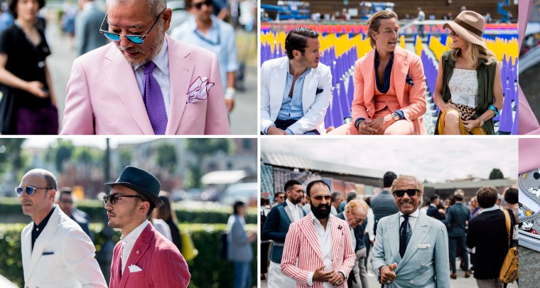 Watch The Peacocks Of Pitti Uomo Mockumentary By Aaron Christian @AaronChristian_