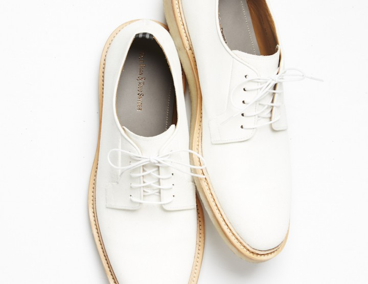 Footwear: Todd Snyder x Cole Haan Oxford @ToddSnyderNY #colehaanxtoddsnyder