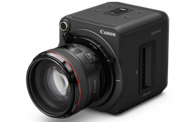 Gadgets: Canon ME20F-SH Video Camera with ISO of 4 Million @CanonCanada