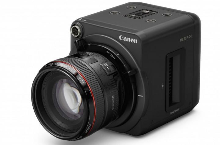 Gadgets: Canon ME20F-SH Video Camera with ISO of 4 Million @CanonCanada