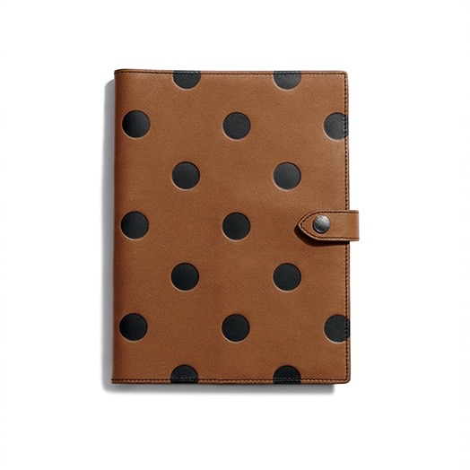 Accessories: Coach Saddle Dot Collection @Coach