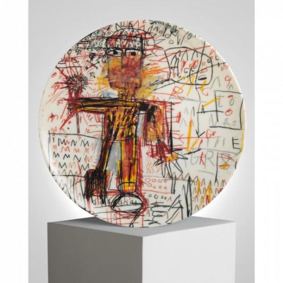Home: Jean-Michel Basquiat x Ligne Blanche Homeware