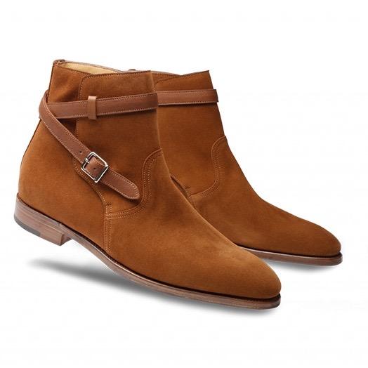Footwear: John Lobb Jodhpur II Boot