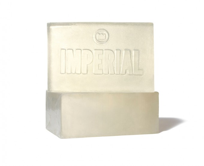 Grooming: Imperial Glycerin Shave/Face Soap Bar @imperialbarber