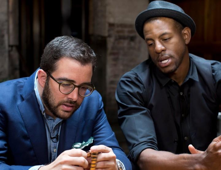 MTTV: HODINKEE Talks Watches With Andre Iguodala @HODINKEE @Andre
