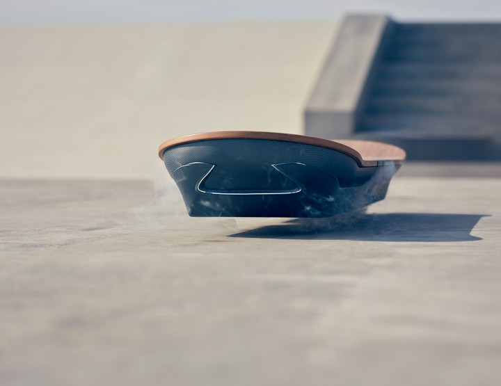 MTTV: Lexus Reveals Its Hoverboard @Lexus