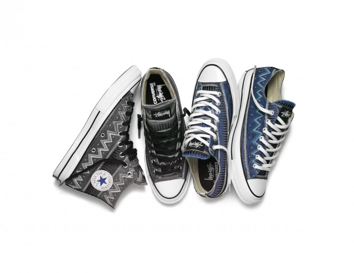 Footwear: Converse Chuck Taylor All Star '70 Stussy 35 @Converse