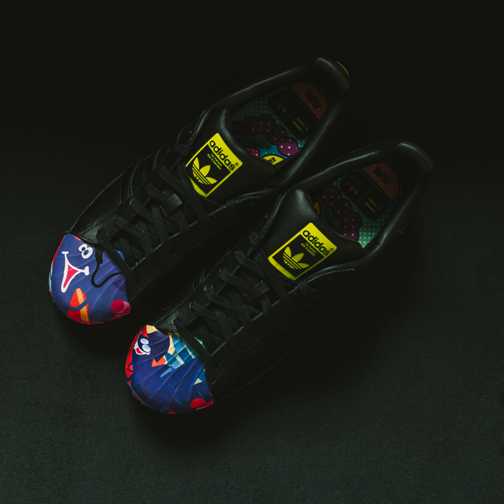 Osta adidas Originals Superstar Foundation Core Black/Core Black