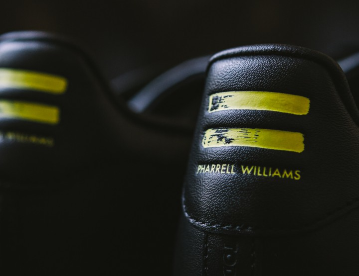 Footwear: adidas Originals x Pharrell Williams Supershell Superstar @adidasCA
