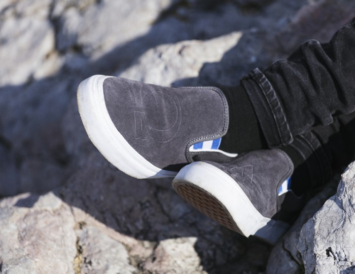 Footwear: Vans x OTH AΩ Slip-On LX @OTHboutique