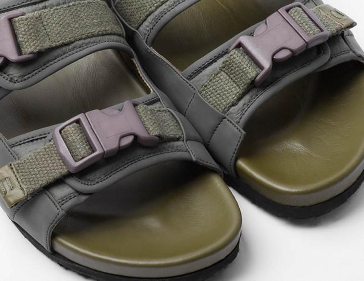 Footwear: GREATS Canarsee Sandal @greatsbrand