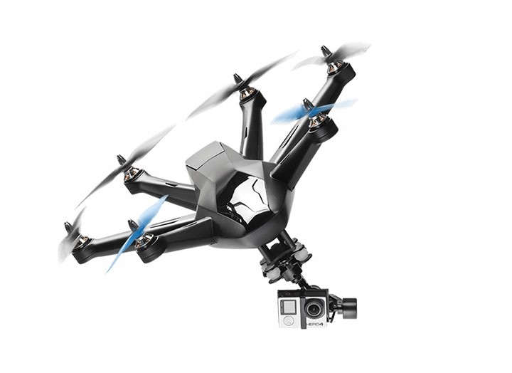 Gadgets: Hexo+ Flying Camera @hexopluslive