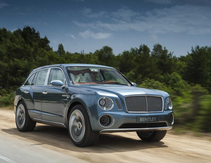 Automotive: Bentley Teases The Bentayga In New Video @WOBentley