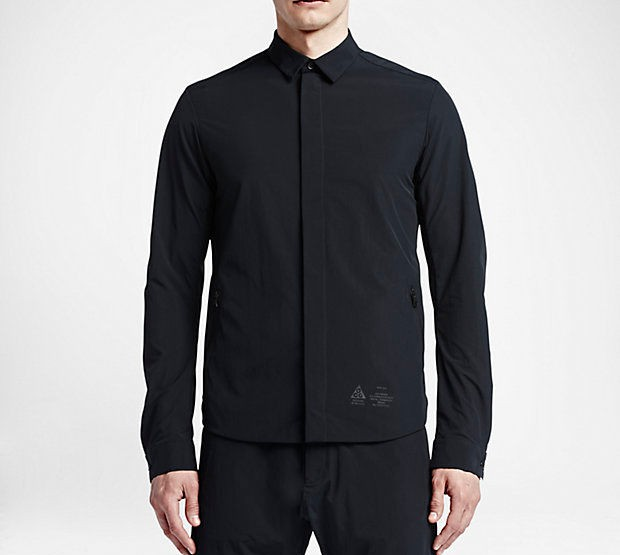 Clothing: NikeLab ACG Tech Shirt @NikeLab