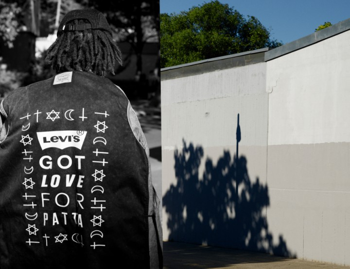 Looks: Patta x Levi's Fall 2015 Collection @Levis