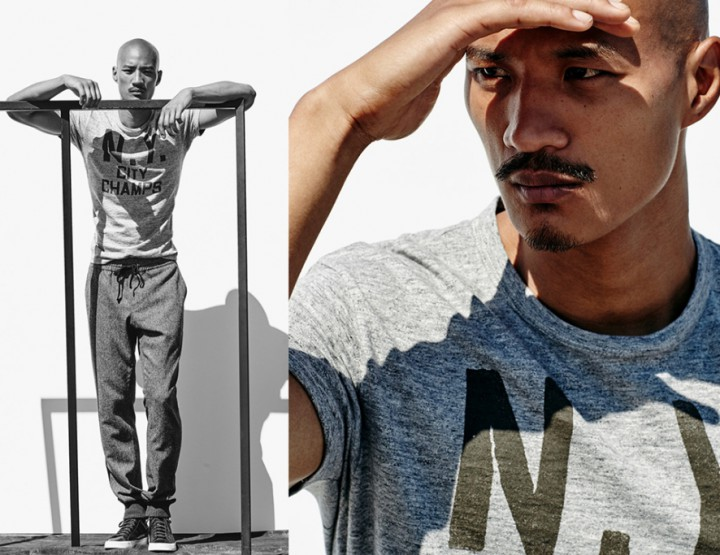 Looks: Todd Snyder x Champion F/W 15 Lookbook @ToddSnyderNY