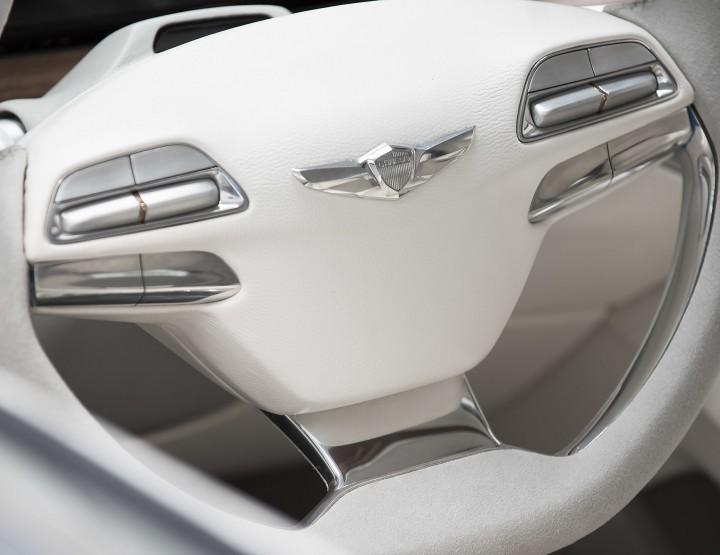 Automotive: Hyundai Unveils Vision G Coupe Concept @Hyundai
