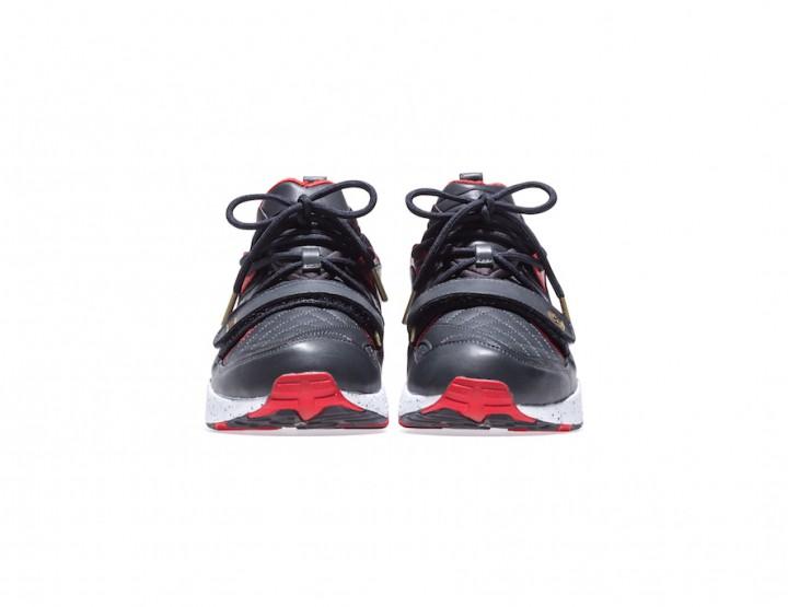 Footwear: PUMA X HIGHSNOBIETY x KITH