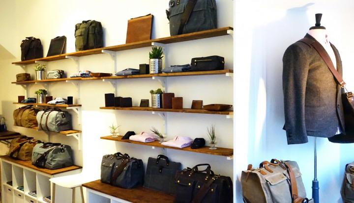 Retail: Ernest Alexander Opens Shop In San Francisco @ernestalexander