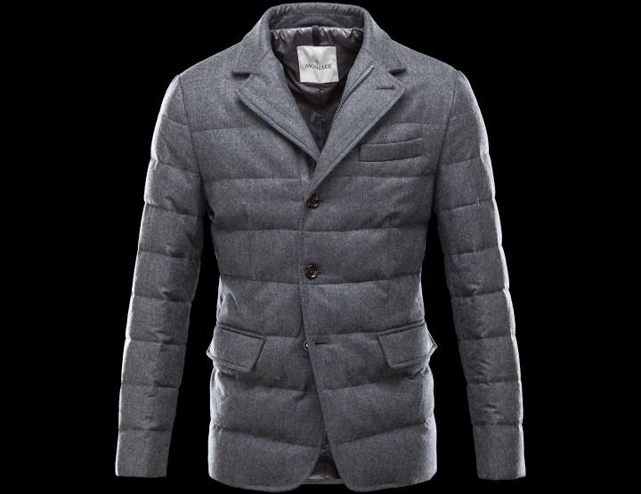 Clothing: Moncler Rodin Jacket @Moncler