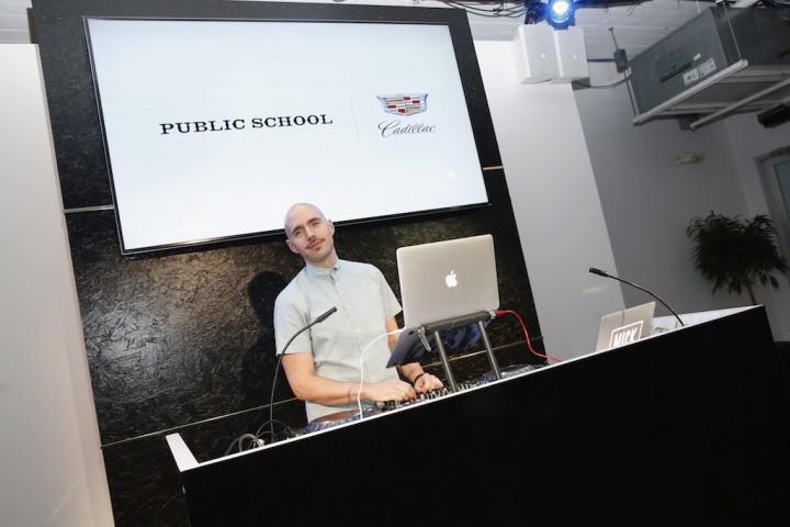 Automotive: Cadillac X Public School XT5 Unveil @Cadillac @PublicSchoolNYC #XT5