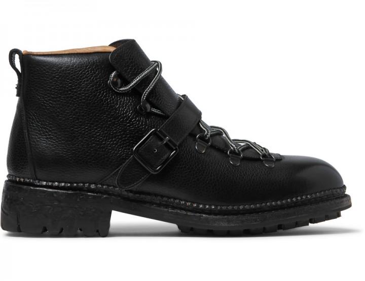 Footwear: O'Keeffe Alvis Leather Boots