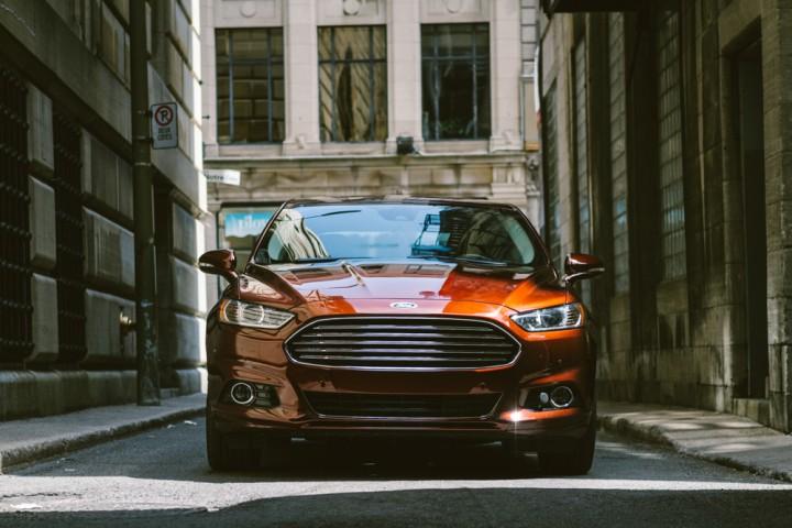 Automotive: 2015 Ford Fusion Titanium Edition @FordCanada #fordtrymore