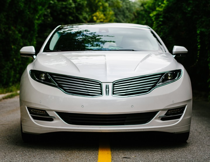 Automotive: 2015 Lincoln MKZ 3.7L AWD @LincolnMotorCo #TheFeelingStays