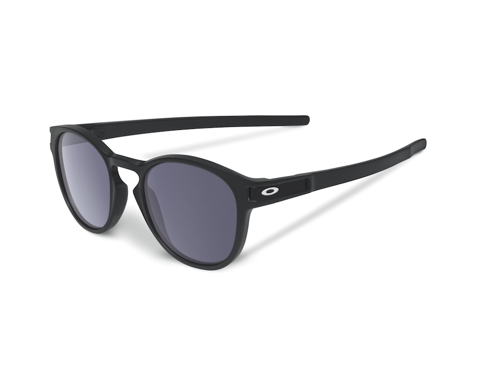 oakley sunglasses and accessories  oakley's latch sunglasses solve the problem of worrying about your glasses falling off from your shirt or front pocket. the design was inspired by skate