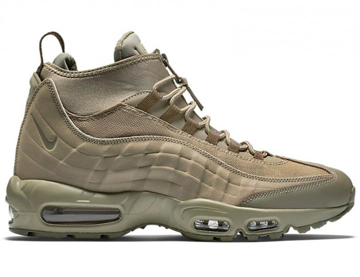 Footwear: Nike Air Max 95 Sneakerboot @Nike