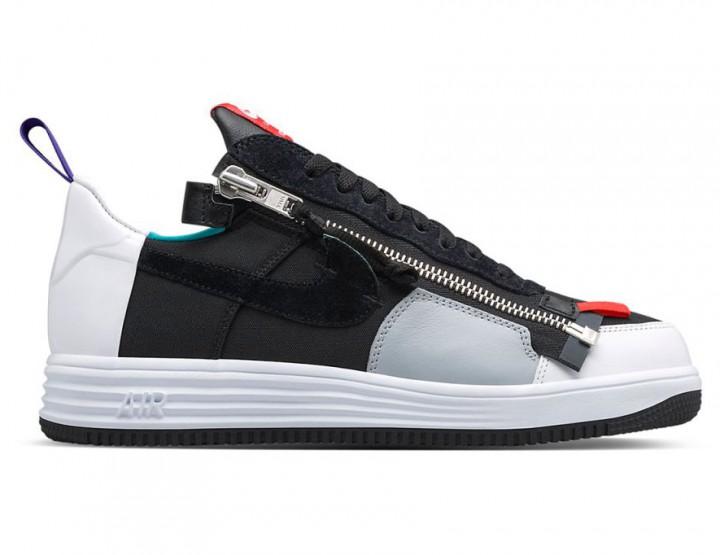 Footwear: ACRONYM x NikeLab Lunar Force 1 SP @NikeLab
