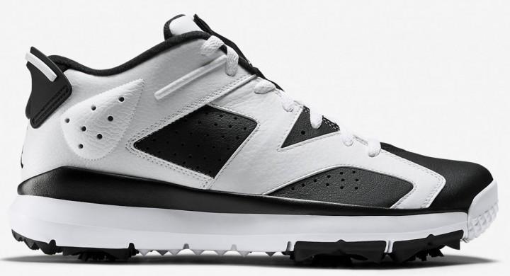 Footwear: Air Jordan 6 Golf Shoe @Jumpman23