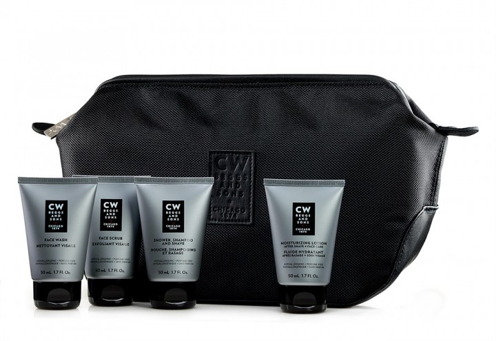 Grooming: CW Beggs & Sons Travel Kit @CWBeggs