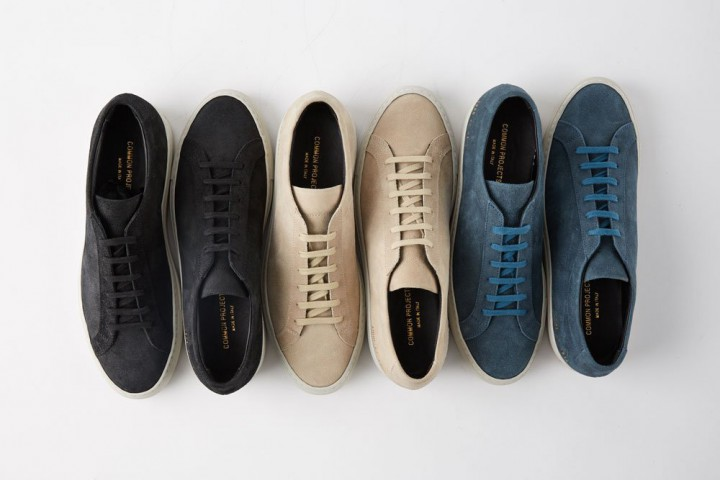 Footwear: Steven Alan x Common Projects Collection @Steven_Alan