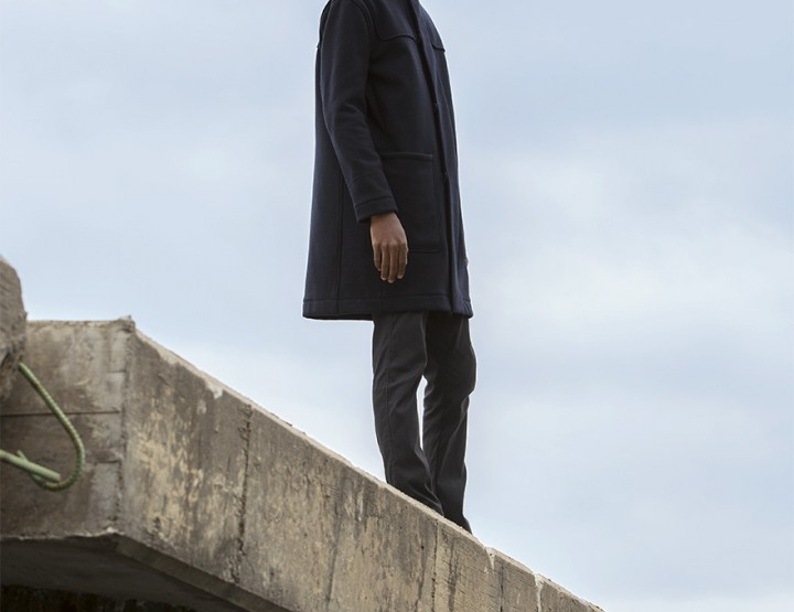 Clothing: Experience Freedom Of Movement in Outlier's Dufflecoat @Outlier