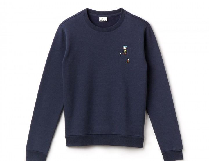 Clothing: Lacoste X Peanuts Sweatshirt @LACOSTE