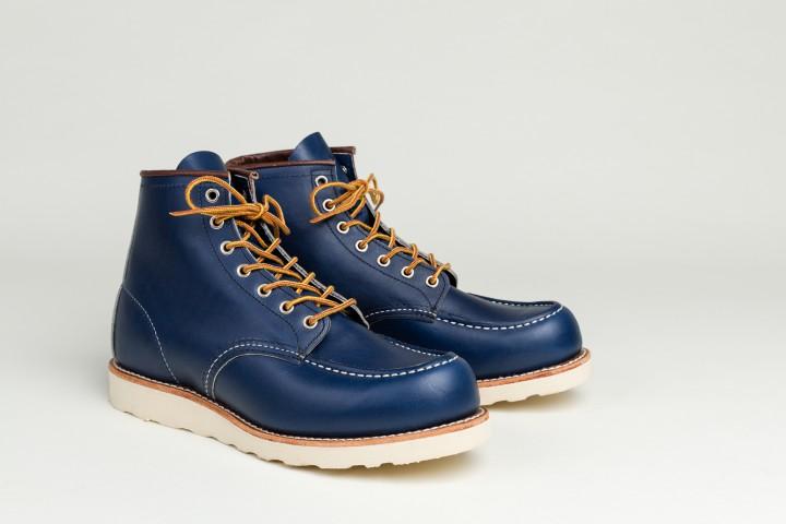 Footwear: Red Wing Heritage No. 8882 Indigo Portage @RedWingHeritage