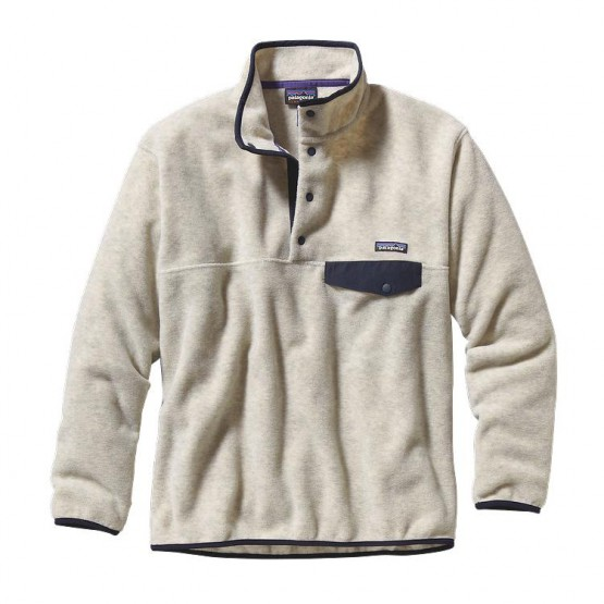 Clothing: Patagonia Synchilla Fleece Pullover @patagonia