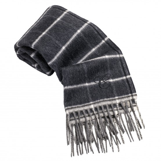 Accessories: Practice Soft Luxury With This Canali Scarf @Canali1934