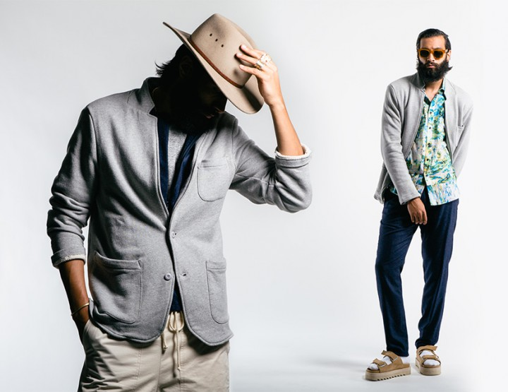 Clothing: Heineken and Union Los Angeles Exclusive Jersey Blazer for #Heineken100