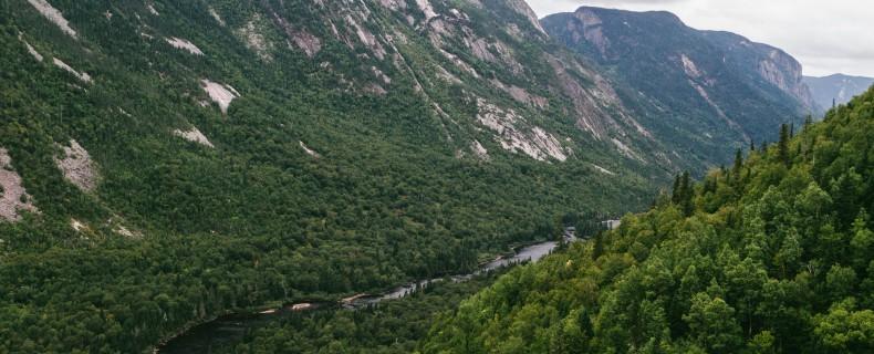 Explore: Hautes-Gorges-de-la-Rivière-Malbaie National Park