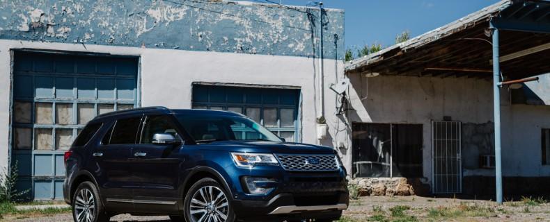 Ford Explorer Platinum Edition Adventure Tour #Exploremore