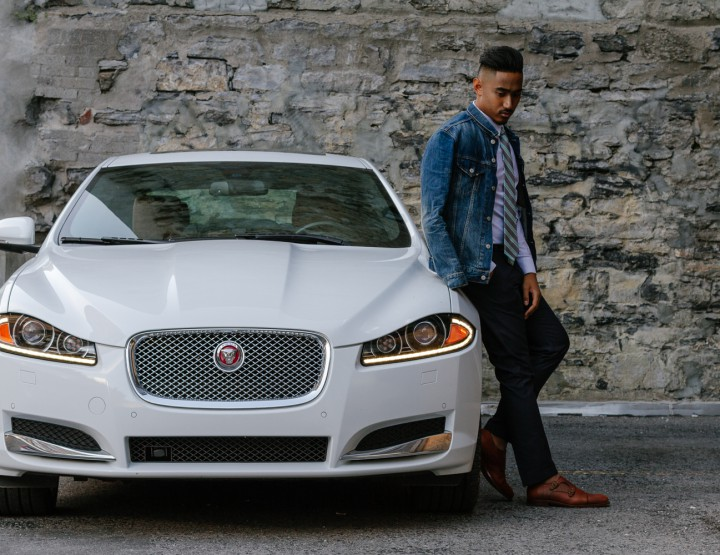 Automotive: 2015 Jaguar XF AWD Luxury Editorial @Jaguar