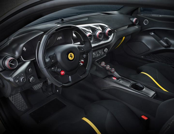 Automotive: Ferrari unveils the wicked F12 TDF @Ferrari